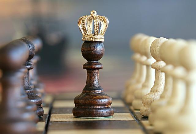 šachová figúrka